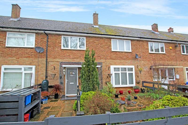 3 Bedrooms Terraced House for sale in The Oundle, Stevenage SG2