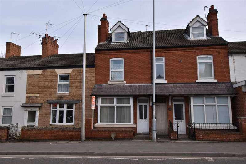 4 Bedrooms Terraced House for sale in Derby Road, Kegworth, Derby