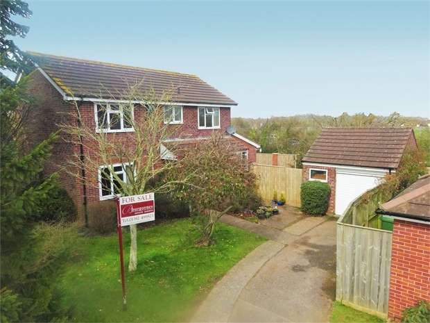 4 Bedrooms Detached House for sale in Birkett Close, Broadfields, EXETER, Devon