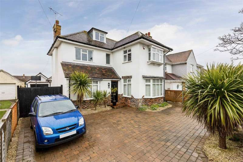 4 Bedrooms Detached House for sale in Harland Road, BOURNEMOUTH, Dorset