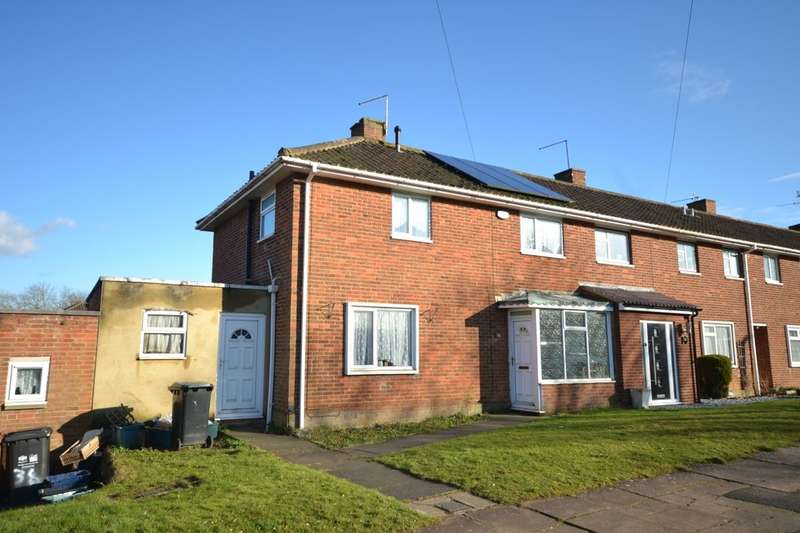 3 Bedrooms Semi Detached House for sale in Medway Drive, Kings Heath, Northampton, NN5