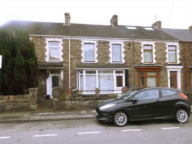 3 Bedrooms Terraced House for sale in Forge Road, Port Talbot, West Glamorgan