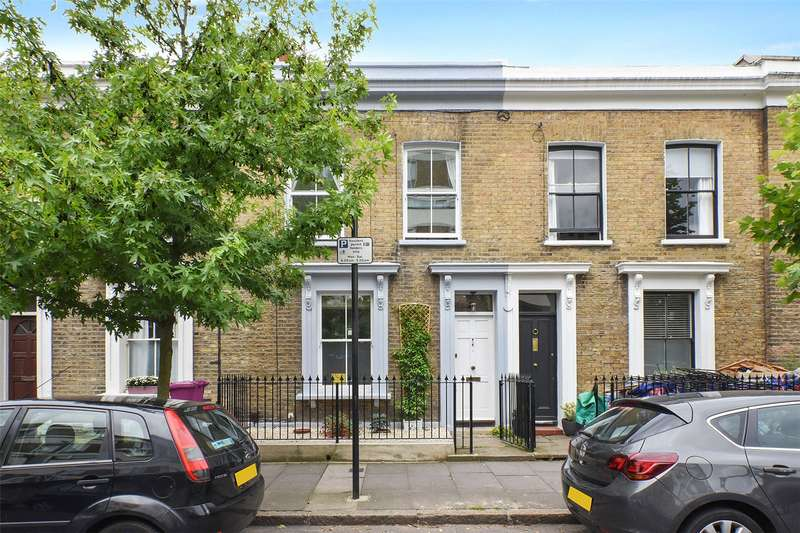 3 Bedrooms House for sale in Hewlett Road, Bow, London, E3