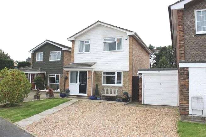 3 Bedrooms Detached House for sale in Ashley Way, West End, Woking, Surrey, GU24