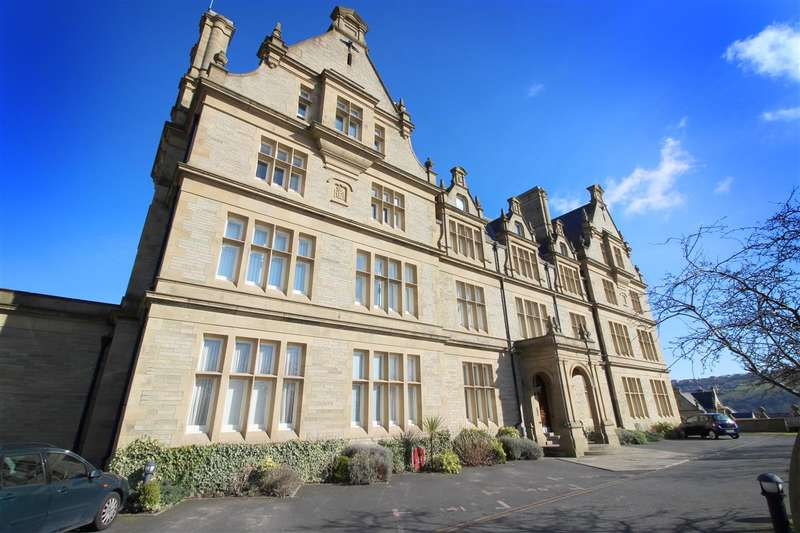 1 Bedroom Apartment Flat for sale in Edgcumbe House Apartments, Bramwell Lane, Halifax