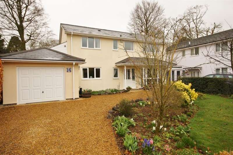 4 Bedrooms Detached House for sale in Burcot Park, Burcot, Abingdon, OX14