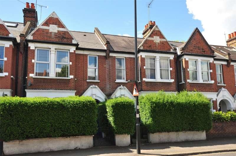3 Bedrooms Flat for sale in Southfield Road, Chiswick, London, W4