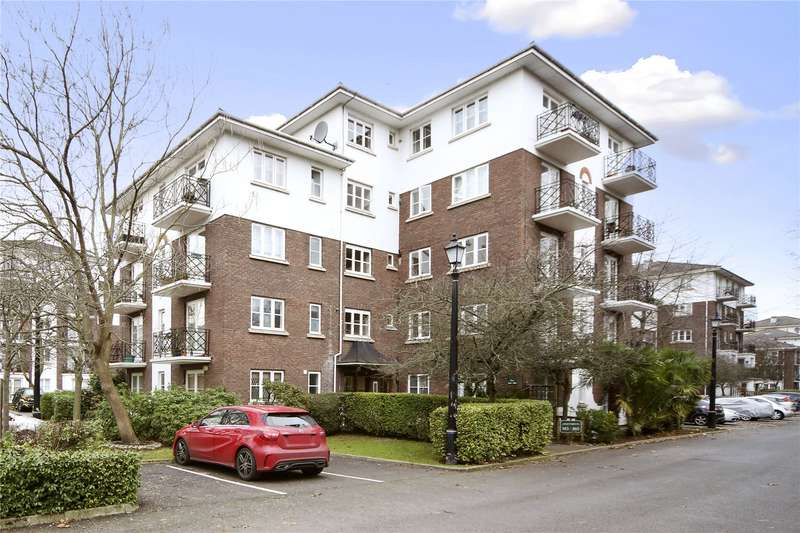 2 Bedrooms Flat for sale in Brompton Park Crescent, Fulham, London, SW6
