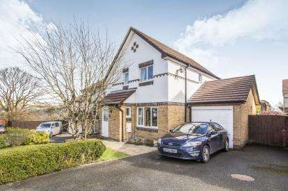 3 Bedrooms Semi Detached House for sale in St Cleer, Liskeard, Cornwall
