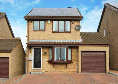 3 Bedrooms Detached House for sale in Park View, Kiveton Park, Sheffield, South Yorkshire
