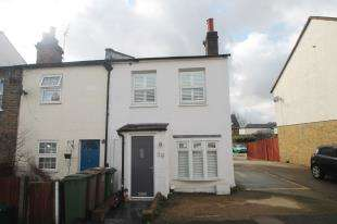 2 Bedrooms End Of Terrace House for sale in William Road, Sutton, Surrey, England