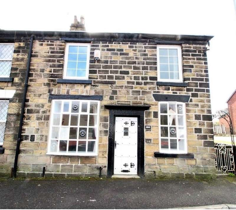 2 Bedrooms Cottage House for sale in Church Road, Smithills