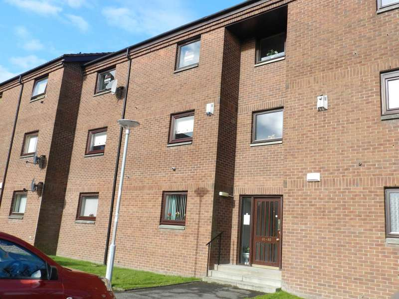 2 Bedrooms Flat for sale in McLean Place, Paisley