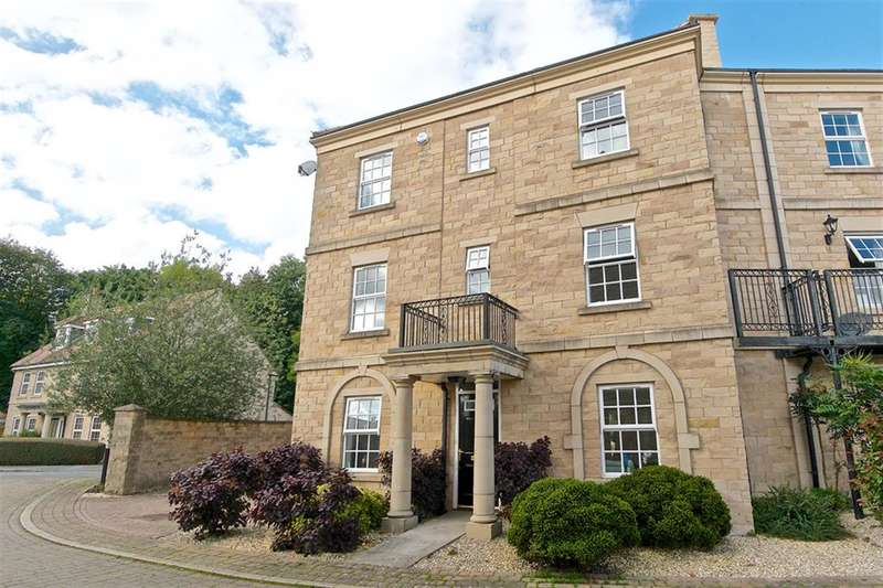 6 Bedrooms Semi Detached House for sale in Scalebor Square, Burley in Wharfedale, Ilkley, LS29