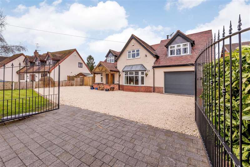 4 Bedrooms Detached House for sale in Eveson Road, Stourbridge, DY8 3BN