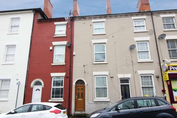 3 Bedrooms Terraced House for sale in Robin Hood Street, Nottingham, Nottinghamshire, NG3 1GF