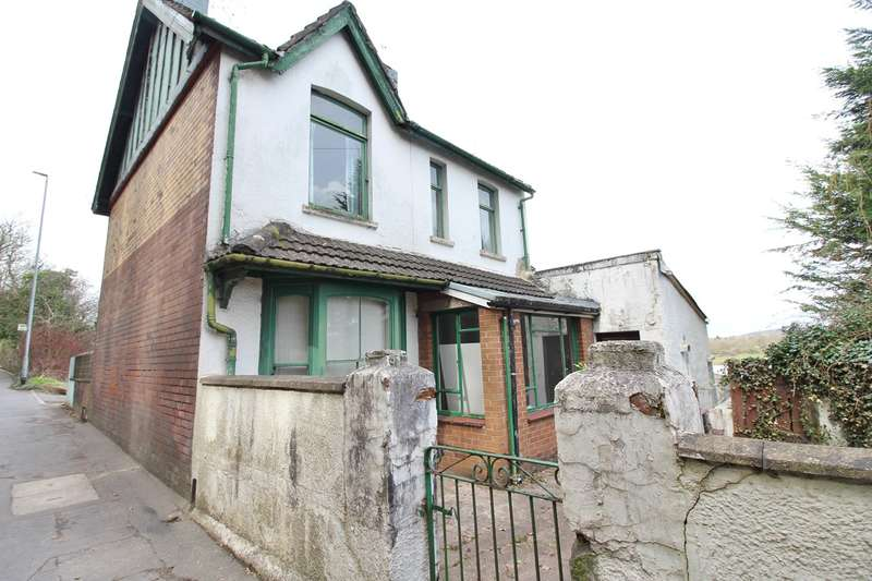 2 Bedrooms Semi Detached House for sale in Caerleon Road, Newport, NP19