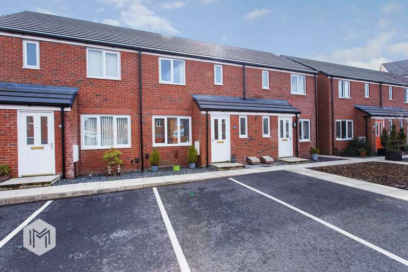 3 Bedrooms Mews House for sale in Harrier Close, Lostock, Bolton, BL6
