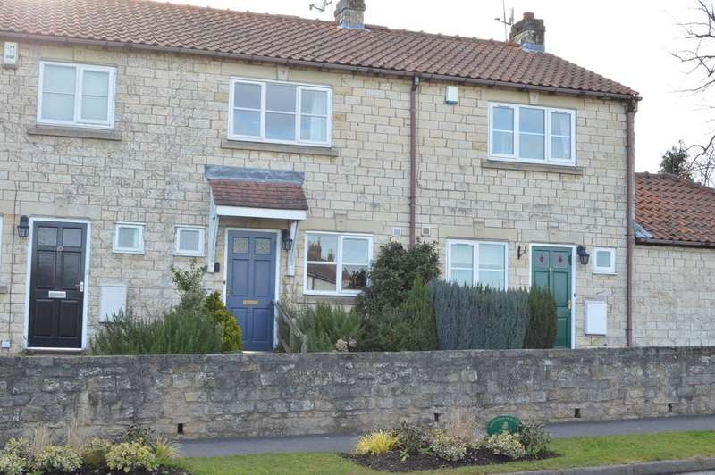 2 Bedrooms Town House for rent in Milnthorpe Close, Bramham LS23