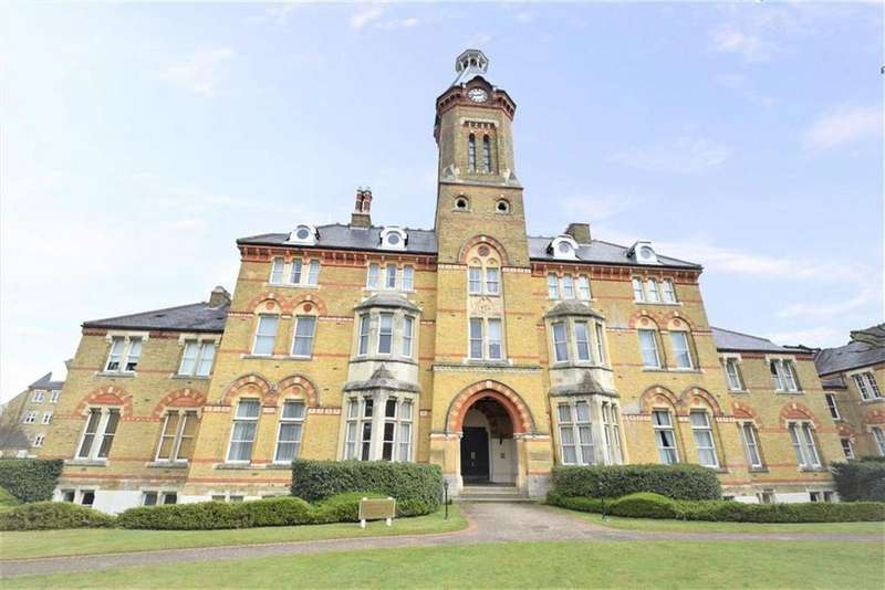 2 Bedrooms Apartment Flat for sale in Elizabeth House, Watford, Herts