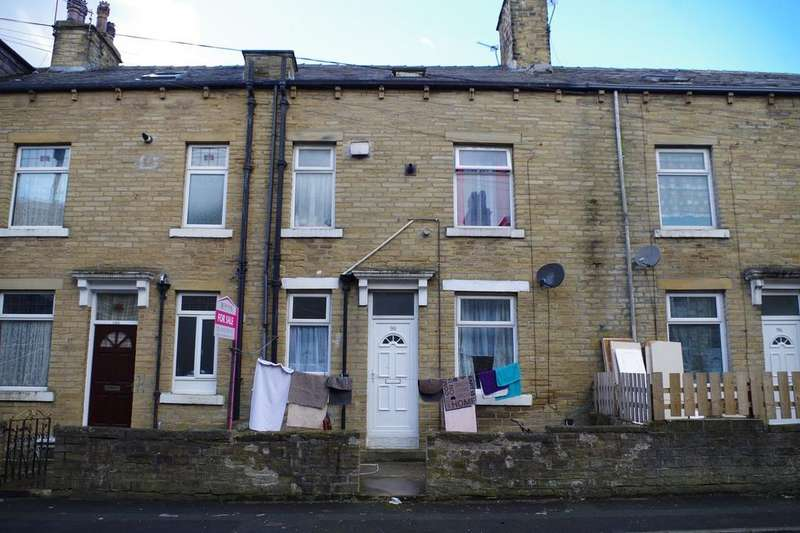 2 Bedrooms Terraced House for sale in Haigh Street, Halifax HX1