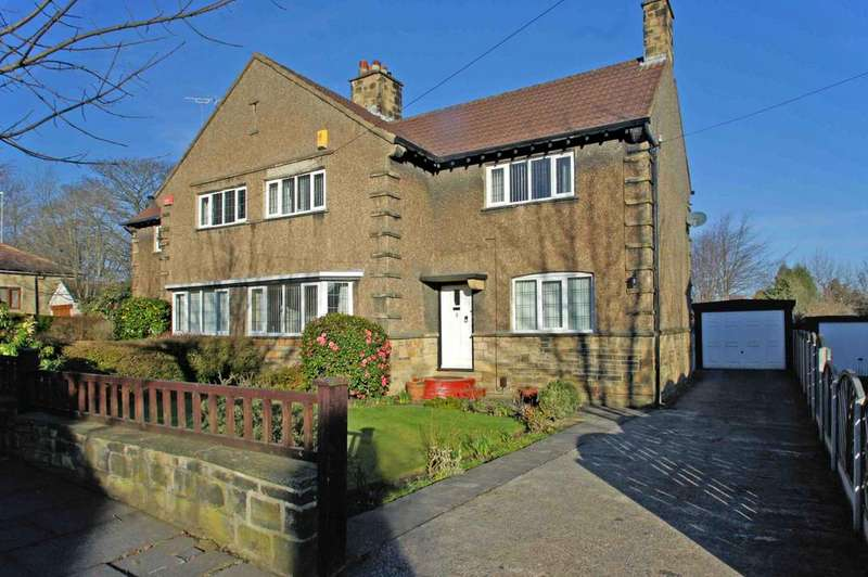 3 Bedrooms Semi Detached House for sale in Armley Grange Drive, Armley, Leeds 12
