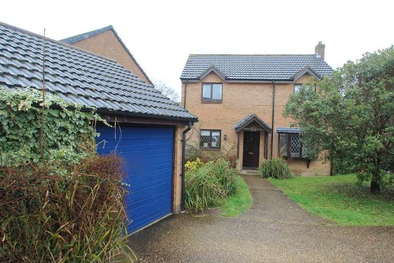 3 Bedrooms Detached House for sale in The Willows, Newport, Isle of Wight
