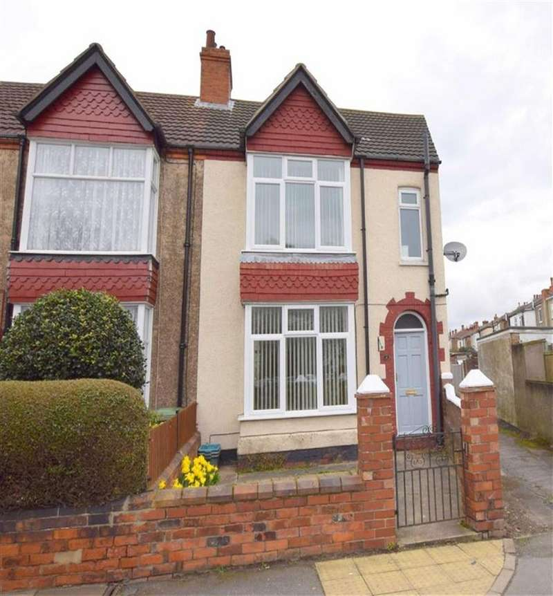 3 Bedrooms Terraced House for sale in Taylors Avenue, Cleethorpes, North East Lincolnshire