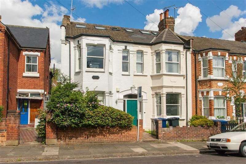 4 Bedrooms Terraced House for sale in Shakespeare Road, Acton, London