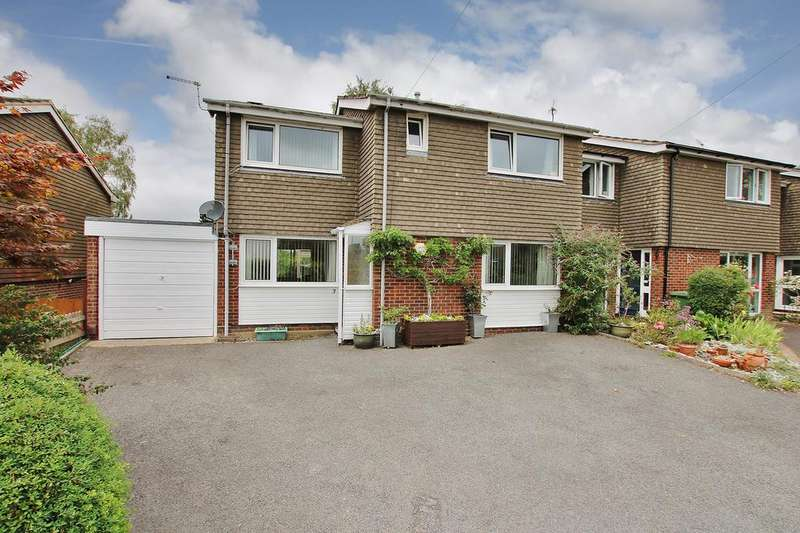 4 Bedrooms End Of Terrace House for sale in Oliver's Battery, Winchester