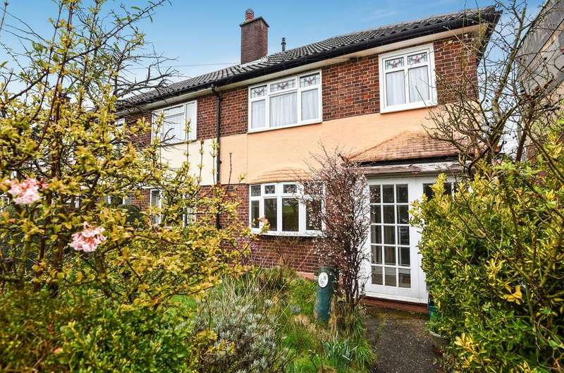 3 Bedrooms Semi Detached House for sale in Kelvin Parade Orpington BR6