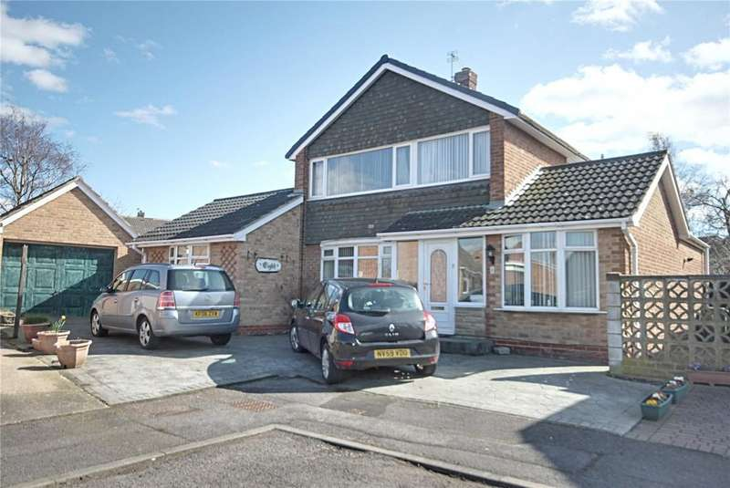 4 Bedrooms Detached House for sale in Oakfield Close, Eaglescliffe
