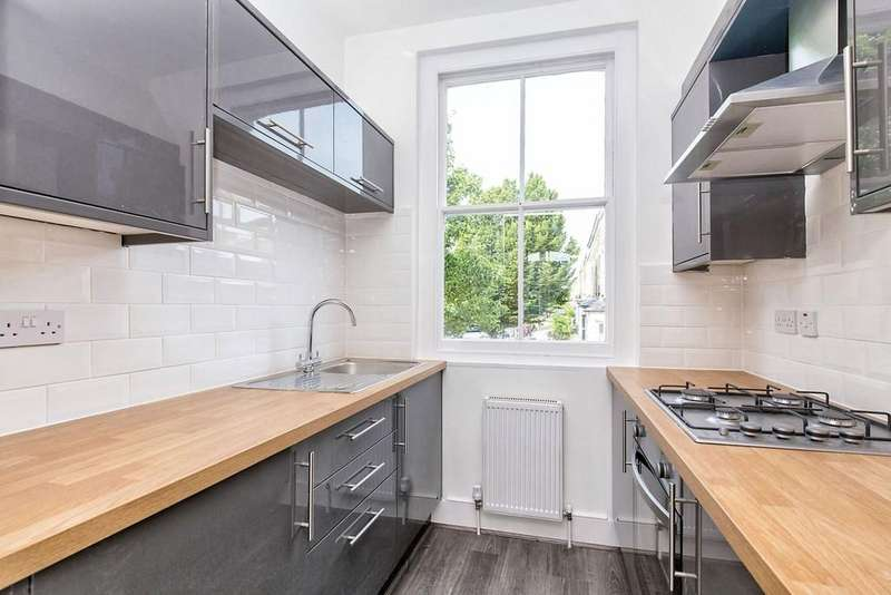 1 Bedroom End Of Terrace House for sale in Clifden Road, London