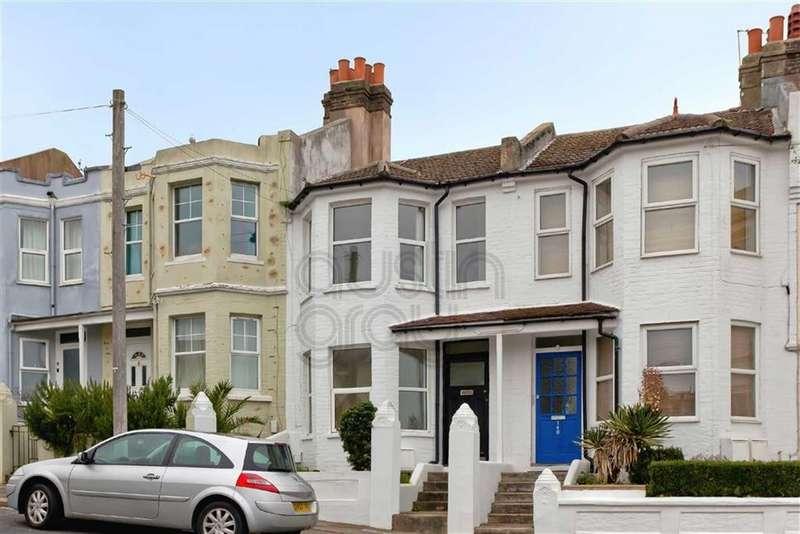 2 Bedrooms Flat for sale in Hollingdean Terrace, Hollingdean, Brighton, East Sussex