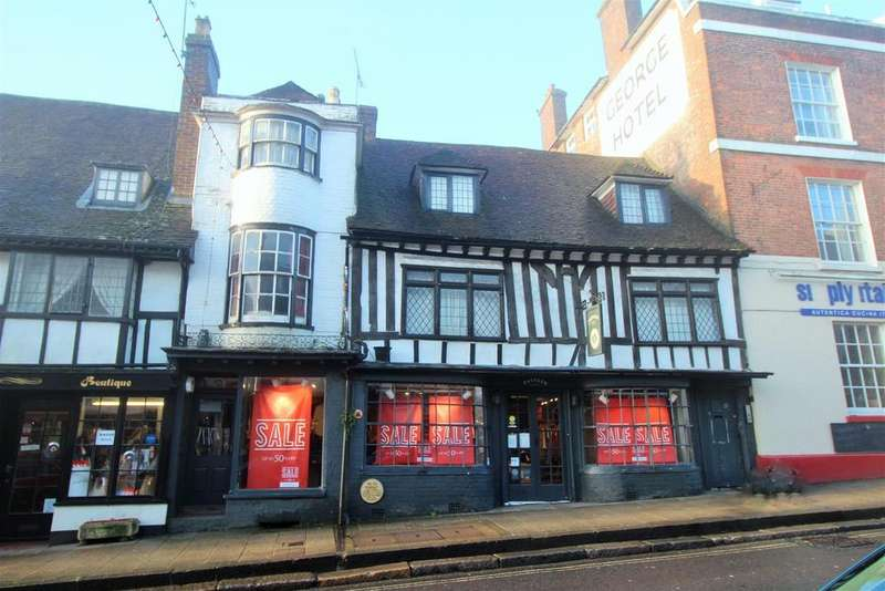 2 Bedrooms Apartment Flat for sale in High Street, Battle