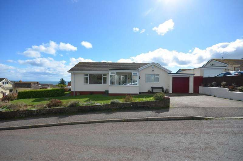 2 Bedrooms Bungalow for sale in Sweetbriar Lane, Holcombe, EX7