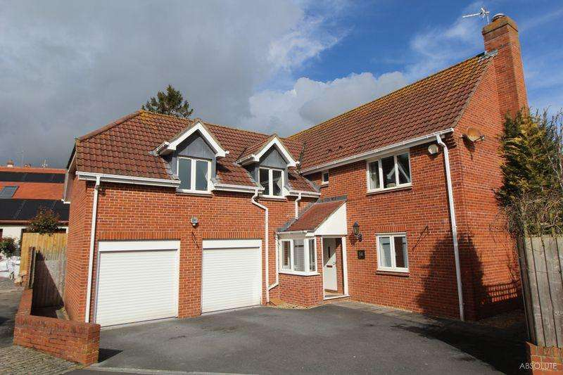5 Bedrooms Detached House for sale in Woodleys Meadow, Torquay