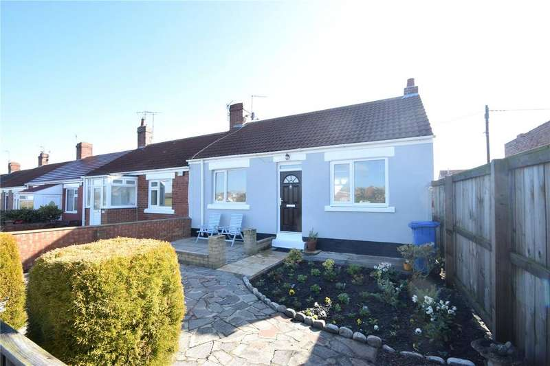 2 Bedrooms Bungalow for sale in Sutherland Street, Seaham, Co Durham, SR7