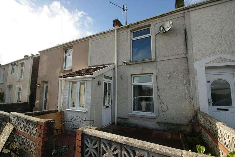 2 Bedrooms Terraced House for sale in Calland Street, Plasmarl, Swansea, SA6