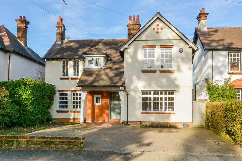 4 Bedrooms House for sale in Highfield Road, Hertford