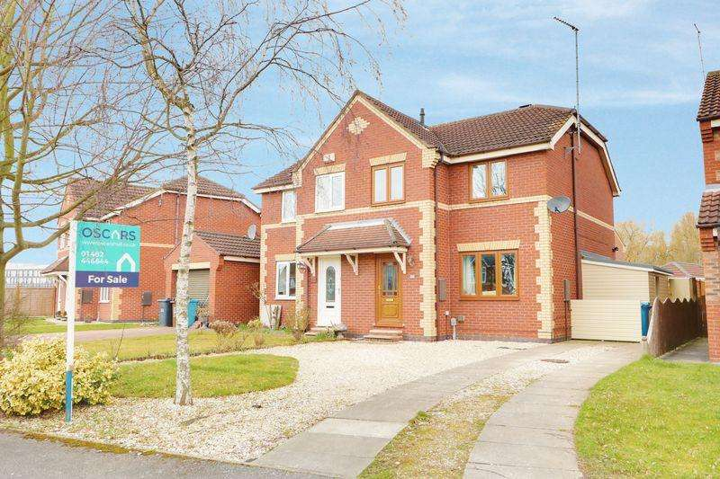 3 Bedrooms Semi Detached House for sale in Cranberry Way, Pickering Road
