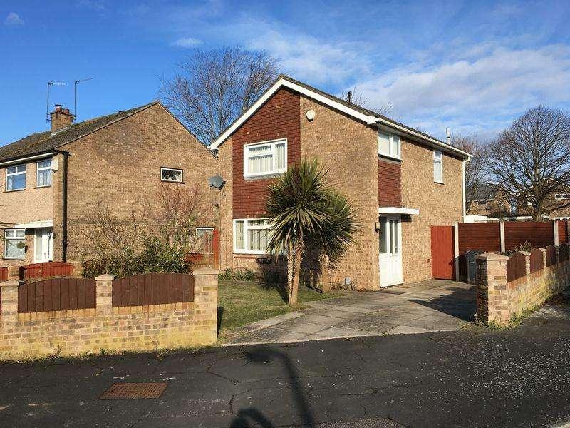 3 Bedrooms Detached House for sale in Starbeck Drive, Ellesmere Port