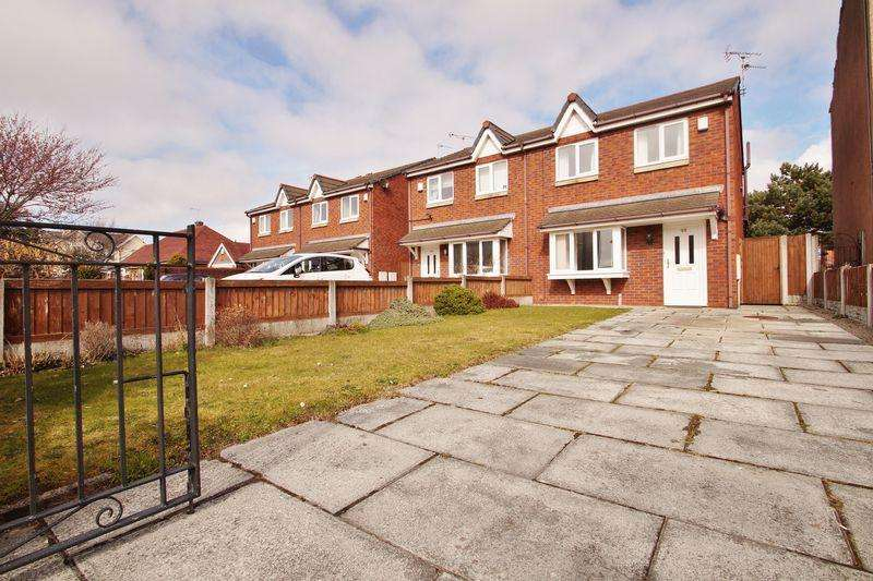 3 Bedrooms Semi Detached House for sale in Belmont Street, Southport