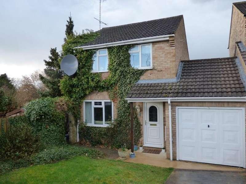 3 Bedrooms Link Detached House for sale in Kensington Close, Kings Sutton