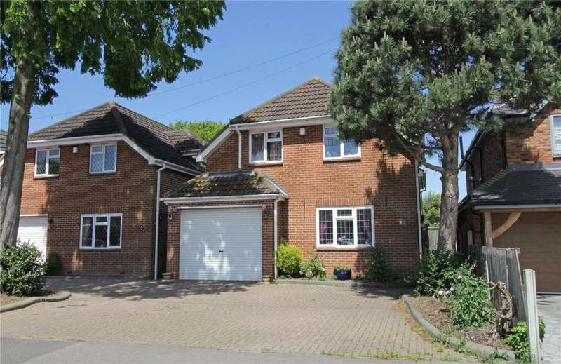 4 Bedrooms Detached House for sale in Samuel Road, Langdon Hills, Essex, SS16