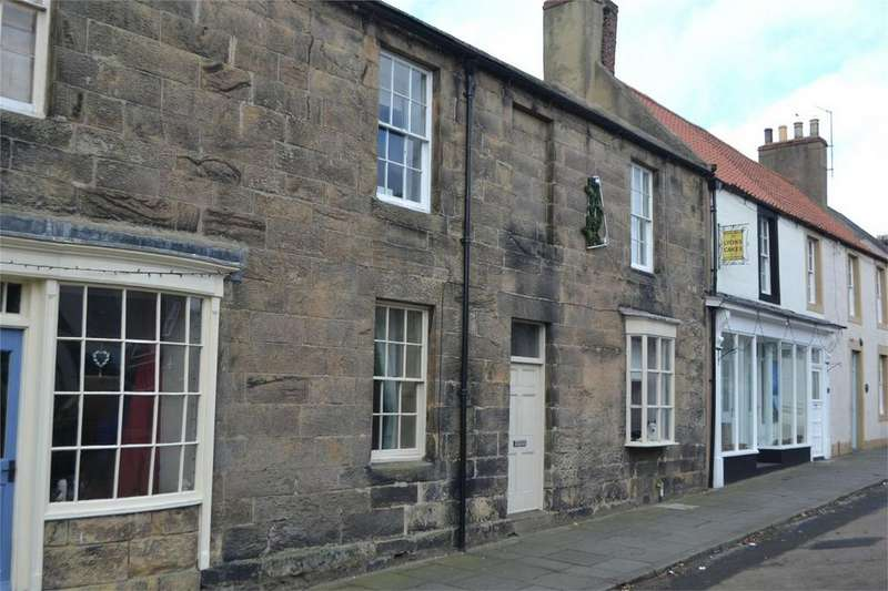 3 Bedrooms Terraced House for sale in High Street, BELFORD, Northumberland