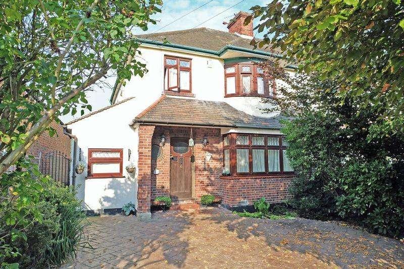 3 Bedrooms Semi Detached House for sale in Wellington Road, Bexley