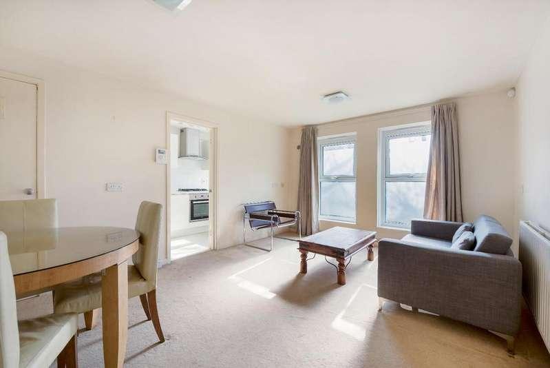 1 Bedroom Apartment Flat for sale in CUBITT TERRACE, SW4