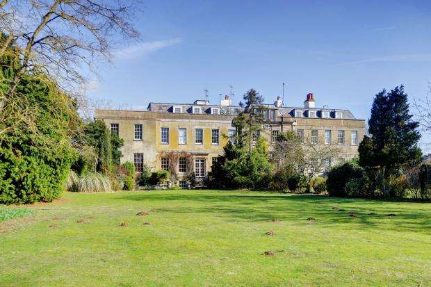 1 Bedroom Apartment Flat for sale in Eighteenth Century House, Oakley Park, Abingdon, OX13