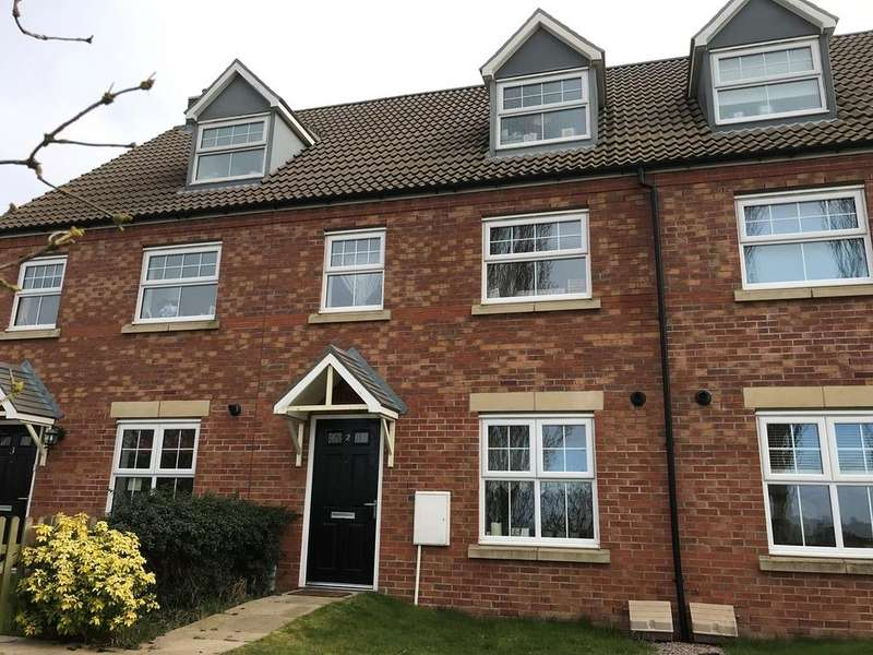 3 Bedrooms Terraced House for sale in Frome Walk, Spalding, PE11